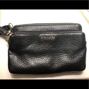 Never used- COACH Small Wallet
